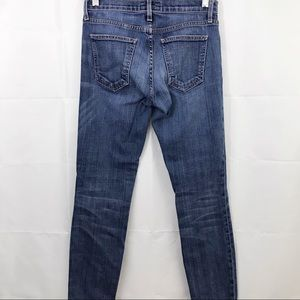 Current/Elliott Skinny Loved Jeans Ankle Stretch